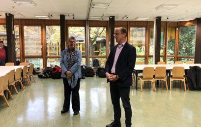 Besuch von Landtagsabgeordneten