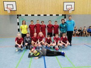 """Jugend trainiert für Olympia"" Handball Wettkampf III (Mittelstufe)"