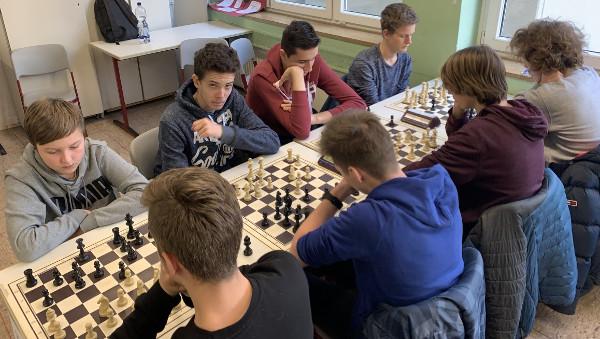 Rheinhessischen Schulschachmeisterschaften 2020