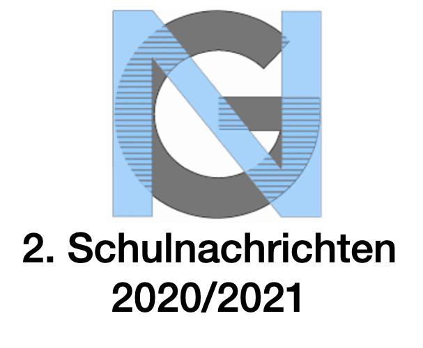 2. Schulnachrichten 2020/2021